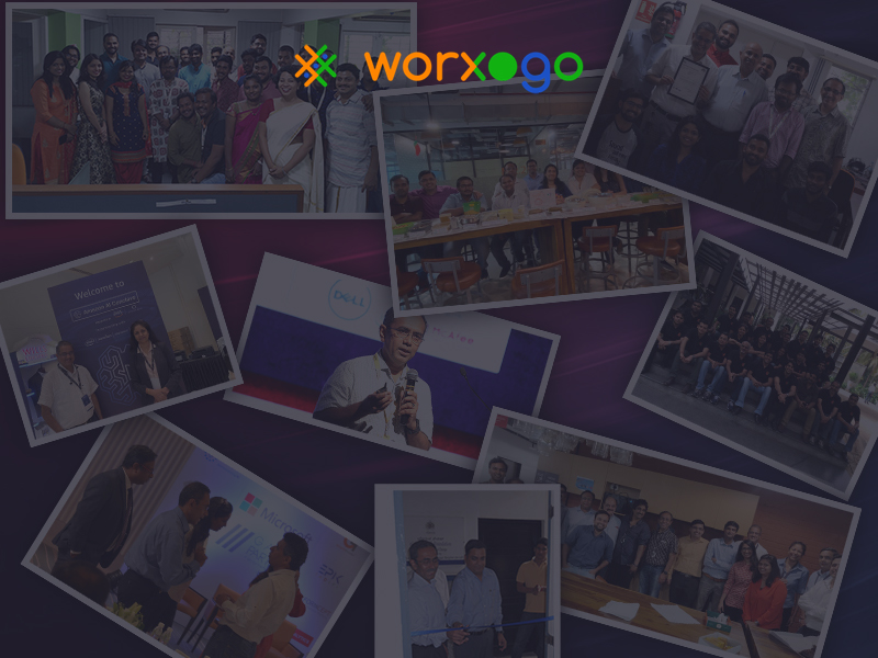 5 years in review – the worxogo story in pics