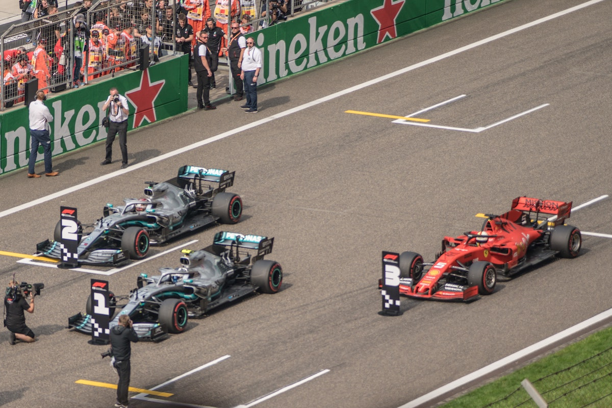 Start early, win more at F1 and in sales