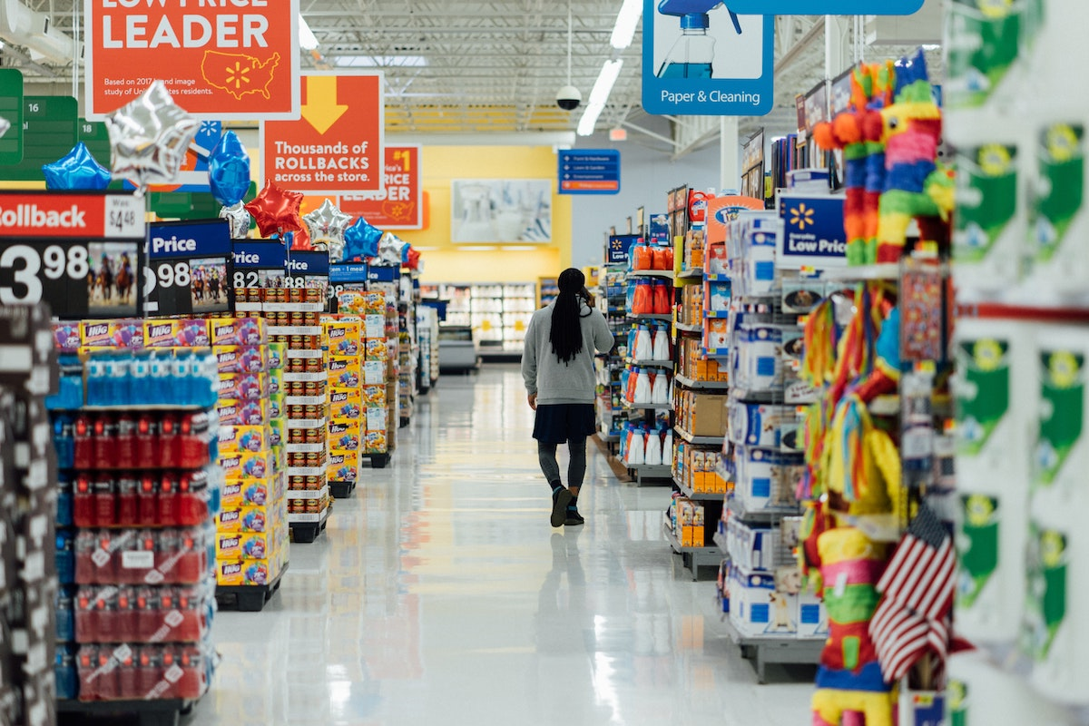 Consumer goods sales productivity